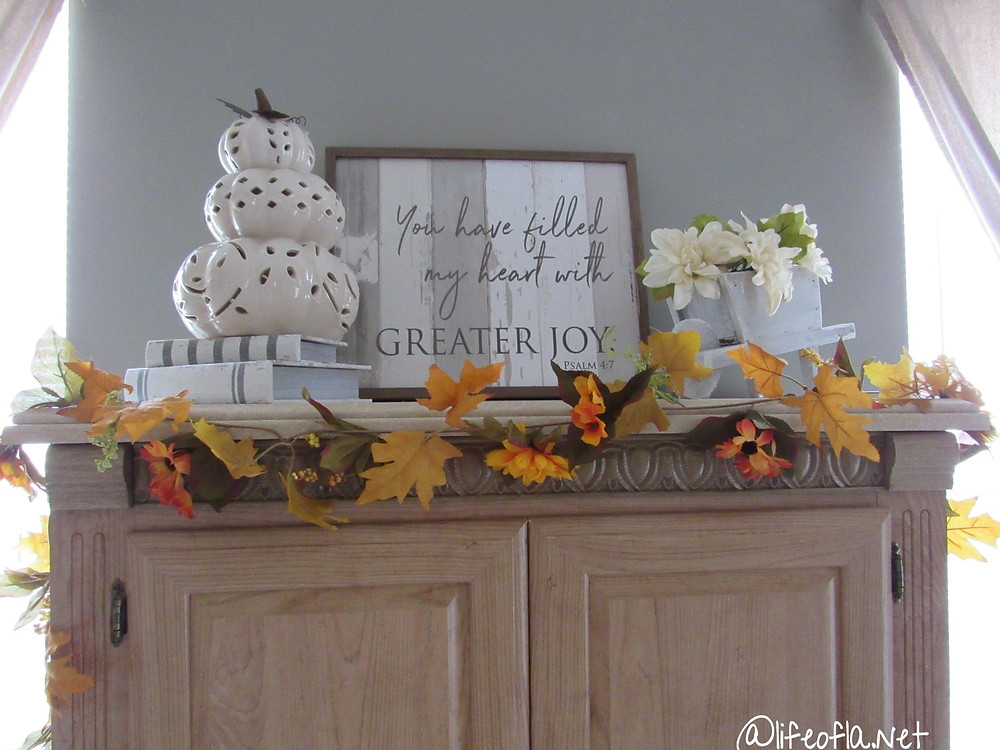 Fall Armoire