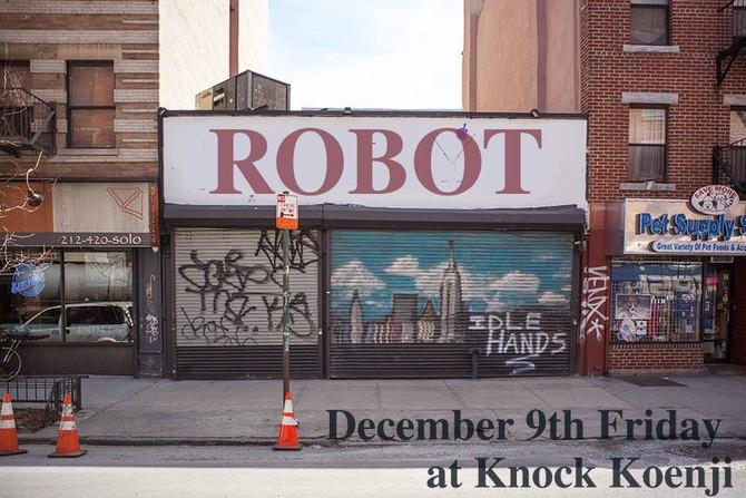 """""""ROBOT"""""""