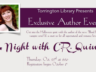 A Night with C.R. Quinn