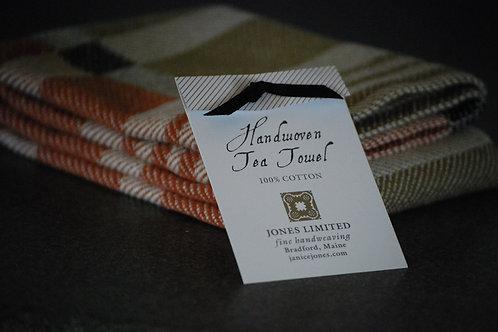 Retro Art Deco Tea Towel