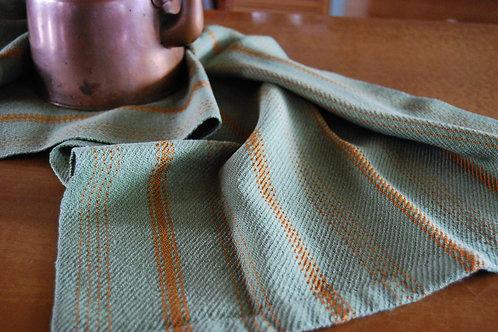 Mission Style Ticking Tea Towel