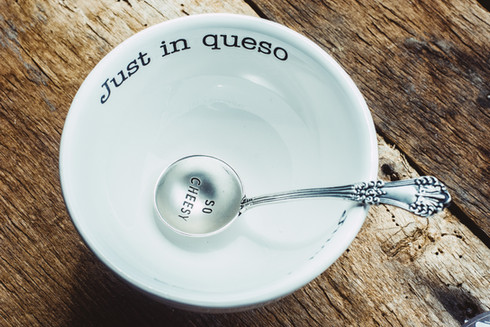 Just in queso
