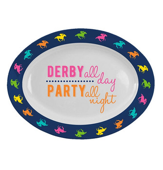 Derby all day, Party all night