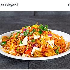 Paneer Biryani
