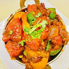 Chilli Chicken Dry