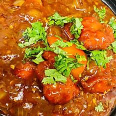Chilli Chicken In Gravy