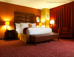 Fort Hall Hotel & Convention Center Executive King Room