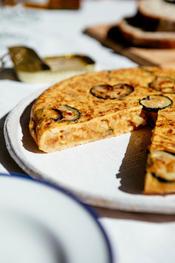Traditional Spanish Omelette