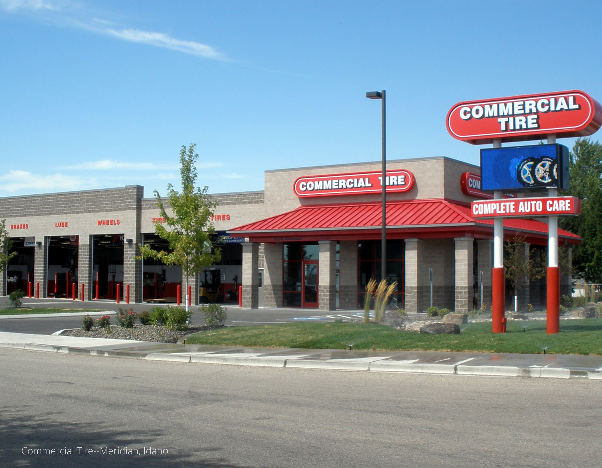 Commercial Tire--Meridian, Idaho