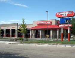 Commercial Tire--Meridian, Idaho