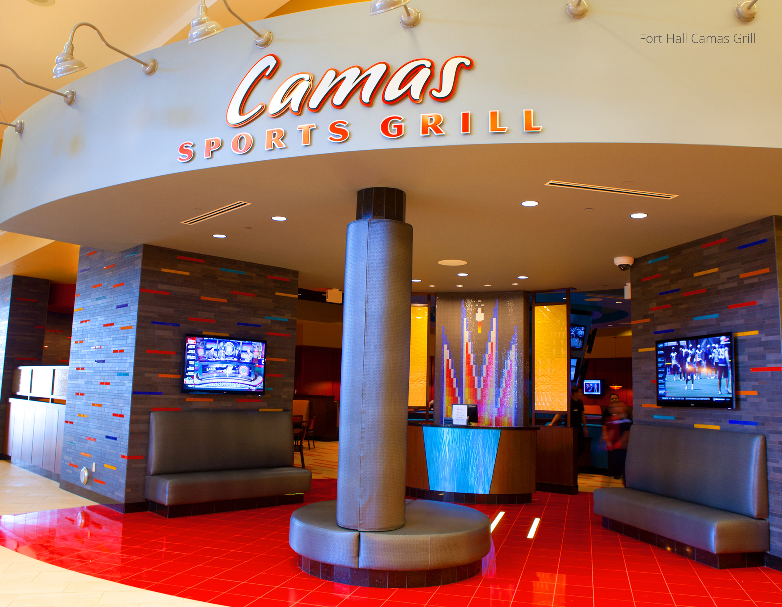 Fort Hall Camas Grill