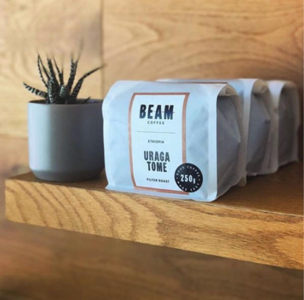 Beam Coffee on the daily