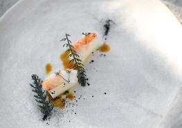 Scampi & Celeriac