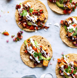 Tacos in all shapes, sizes & varieties