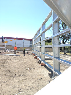 structural fencing