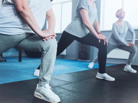 Envelhecer com saúde é possível sim! E a Fisioterapia pode ajudar - Lorena Oliveira (Fisioterapeuta)