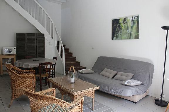 Gîte 4 pers - Maison charme, vacances - Langon, Gironde, Aquitaine, France