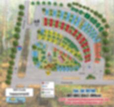 Sourdoug Campground RV Park Map