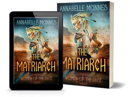 ARCs of The Matriarch are now available