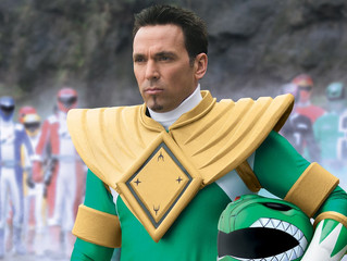 AMAZING COMIC CON KICKS OFF LAS VEGAS MEDIA GUESTS withPOWER RANGER JASON DAVID FRANK!