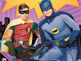 AMAZING GUEST ANNOUNCEMENT: BATMAN & ROBIN's FINAL APPEARANCE in LAS VEGAS