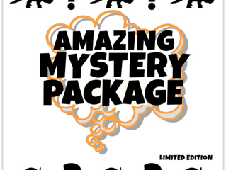 WHY WAIT FOR BLACK FRIDAY?! AMAZING COMIC CON BRINGS BACK MYSTERY BOXES TO COLLECTORS!