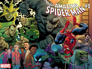AMAZING GETS EVEN MORE AMAZING!  Spider-Man Artist RYAN OTTLEY comes back to HAWAII