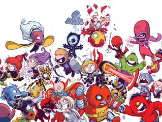 "SPECIAL ""THANK YOU"" FOR FANS of AMAZING COMIC CON ALOHA! *FREE* MARVEL SKOTTIE YOUNG VARIANT BONUS t"