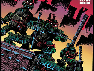 AMAZING COMIC CON TRADITION CONTINUES-KEVIN EASTMAN & TURTLES are back in HAWAII this August!
