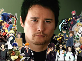 GUEST SPOTLIGHT- ANIME VOICE to ACTION STAR- JOHNNY YONG BOSCH COMING TO HONOLULU FOR AMAZING COMIC