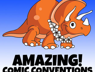 AMAZING COMIC CON EYES 2020 EVENTS with DATES & LOCATIONS in HAWAII and LAS VEGAS