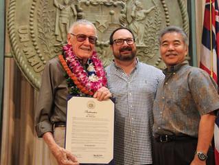Passing of Stan Lee…