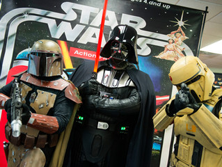 AMAZING COMIC CON ALOHA WELCOMES CLUBS-ORGANIZATIONS- DIVERSE ACTIVITIES THROUGH THIS WEEKEND