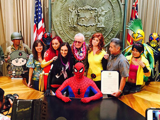 SAVE THE COSTUMES, and SAVE THE DATE for AMAZING COMIC CON ALOHA February 22-24!