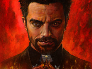 PREACHER coming to AMAZING Comics to Hollywood Panel & MORE from Producer and 1First Comics!