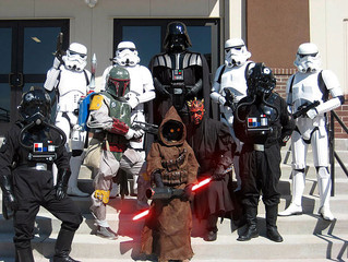 CELEBRATE STAR WARS at AMAZING LAS VEGAS COMIC CON JUNE 14-16 with ALL STAR GUESTS!