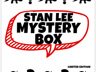 HOLIDAYS with the HEROES! AMAZING COMIC CON BRINGS BACK MYSTERY BOXES TO COLLECTORS!