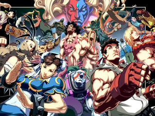 VIDEO GAME FAVORITES: STREET FIGHTER & OVERWATCH roll into AMAZING LAS VEGAS COMIC CON!