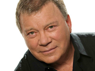 2017 AMAZING COMIC CON SCHEDULE: WILLIAM SHATNER