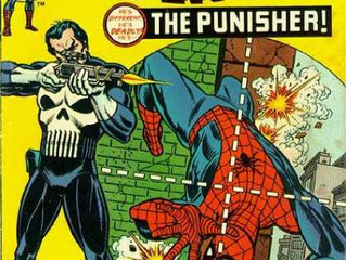 AMAZING GUEST ANNOUNCEMENT: GERRY CONWAY-Legendary Creator of PUNISHER, POWER GIRL, and MORE- coming