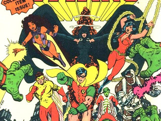 Key Creator of Modern Age of Comics- MARV WOLFMAN goes to Honolulu for AMAZING COMIC CON ALOHA in AU