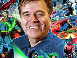 LEGENDARY CREATOR NEAL ADAMS EXCLUSIVE HONOLULU CONVENTION APPEARANCE at AMAZING COMIC CON ALOHA AUG