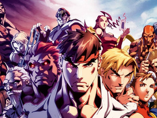 TAKING IT TO THE STREETS! STREET FIGHTER WANTS YOU TO BE THEIR NEXT ARTIST!