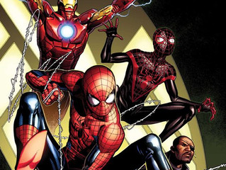 AMAZING LAS VEGAS CON GETS EVEN BETTER,ADDS ARTIST of SPIDER-MAN, JUSTICE LEAGUE, and MORE!