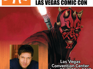 FORCE FRIDAY COMING BACK TO AMAZING LAS VEGAS COMIC CON, with FREE ARTWORK for the FANS!