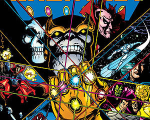 INFINITY WAR coming to 2018 AMAZING LAS VEGAS COMIC CON! Top Marvel Creators are first announced Gue