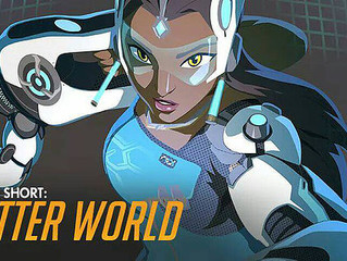 VIDEO GAME FAVORITES: OVERWATCH & STREET FIGHTER roll to AMAZING LAS VEGAS COMIC CON!