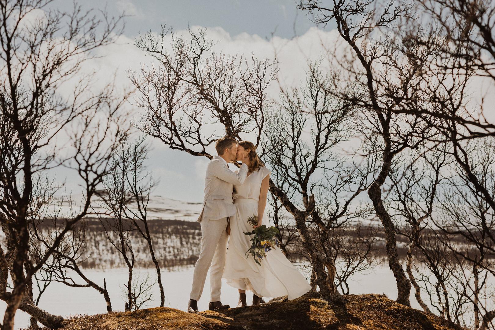 Bröllopsfotograf Härjedalen