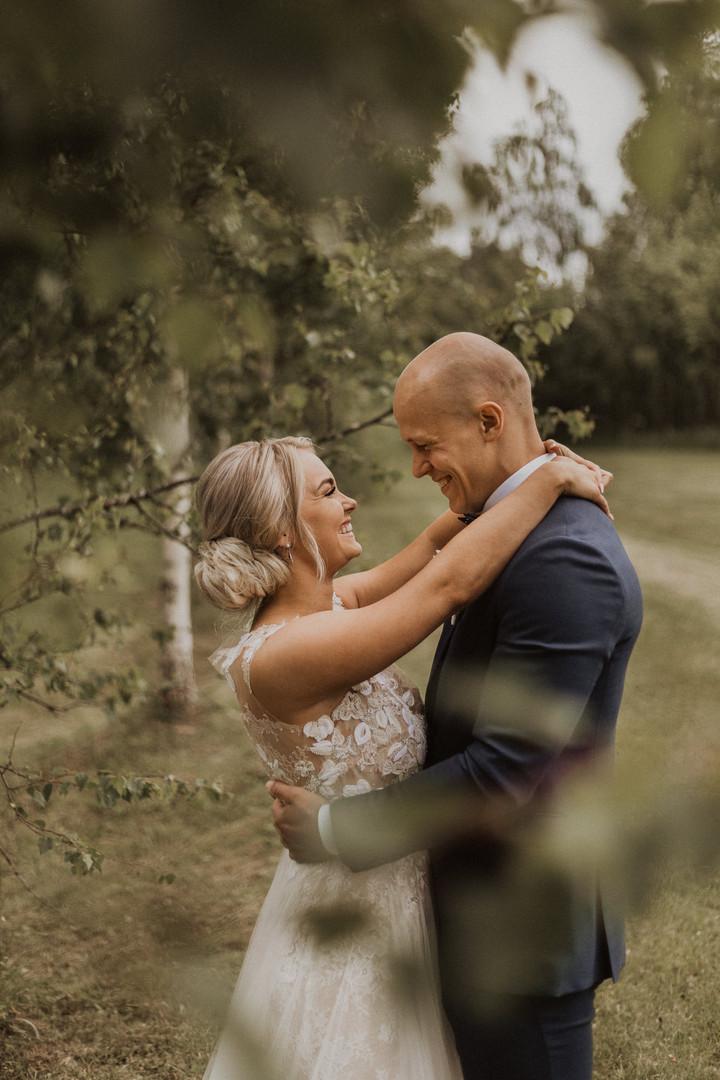 Bröllopsfotograf Luleå