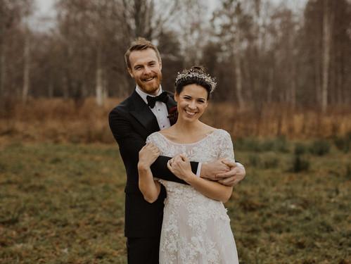 Höstbröllop i Mora